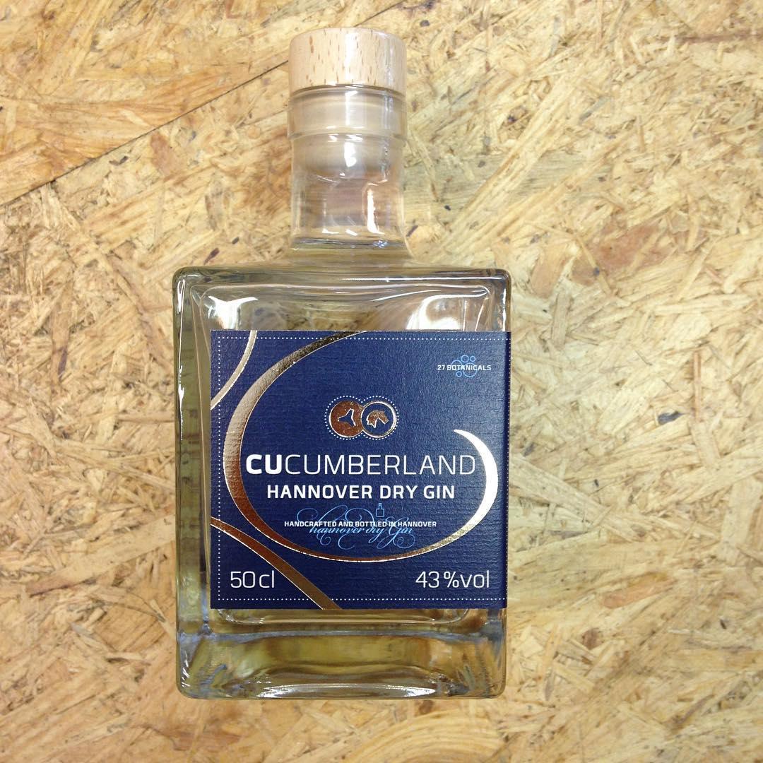 Neu im Shop: Cucumberland Gin aus Hannover