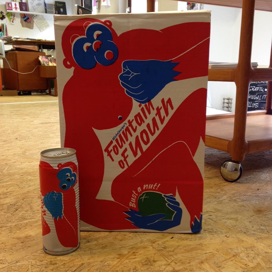 Wieder im KingKing Shop erhältlich: Fountain of youth - Kokoswasser