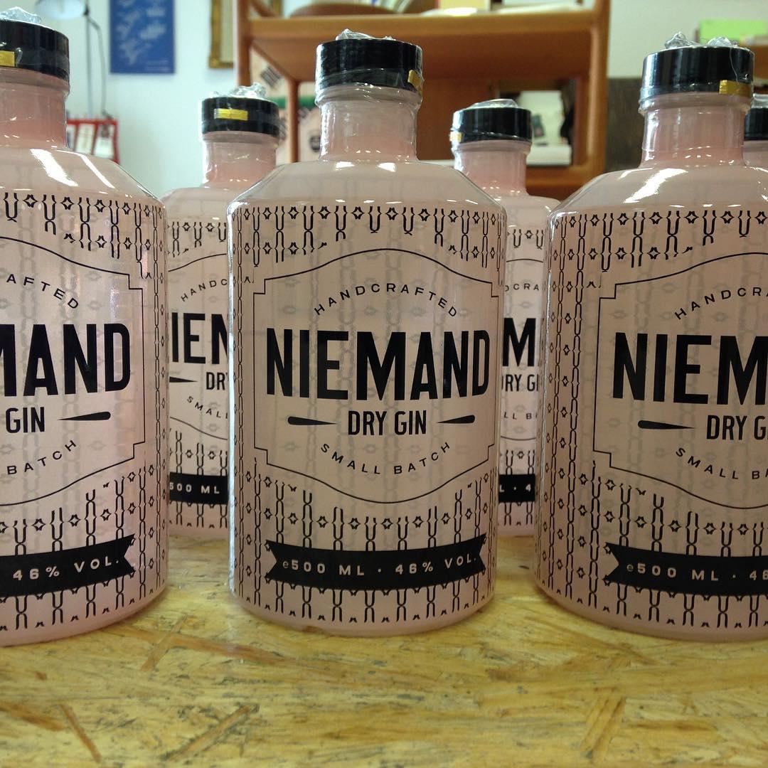 Neu im Shop: Niemand Gin aus Hannover