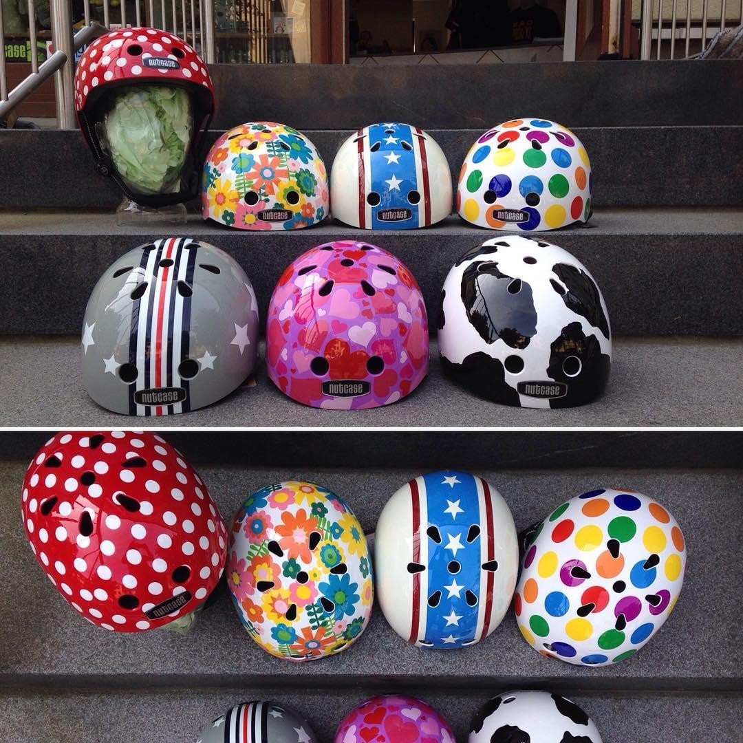 Unsere Aktion zur Einschulung und zum Schulanfang: jeder Nutcase Helm minus 10%! Also Helme statt Süßigkeiten oder halt weniger Süßigkeiten :) Die Aktion läuft vom 23.07 bis 13.08.16 und gilt auch für Helme die in diesem Zeitraum bestellt werden müssen