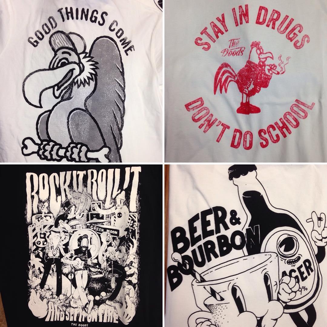 Bevor das Shirt-Wetter vorbei ist: coole Shirts von den Dudes aus Berlin