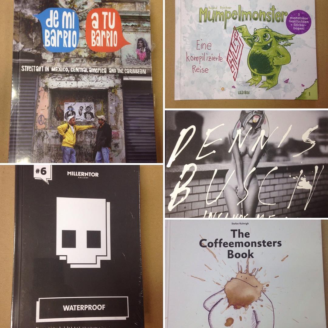 Neu neu neu im Shop: großartige Bücher aus dem GUDBERG NERGER Verlag! Diese und viele weitere findet Ihr ab sofort bei uns! Freude
